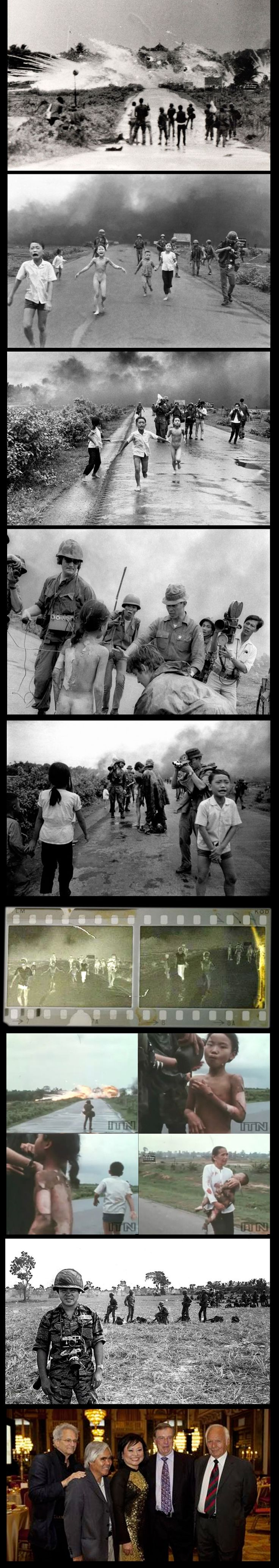 attack on trang bang Myth: americans bombed trang bang, viet nam, and burned kim phuc, the girl  in the famous photo  myth: the bombers attacked the village of trang bang.