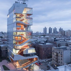 Vagelos Education Center : Columbia University, New York | Diller Scofidio + Renfro | Photo : Iwan Baan