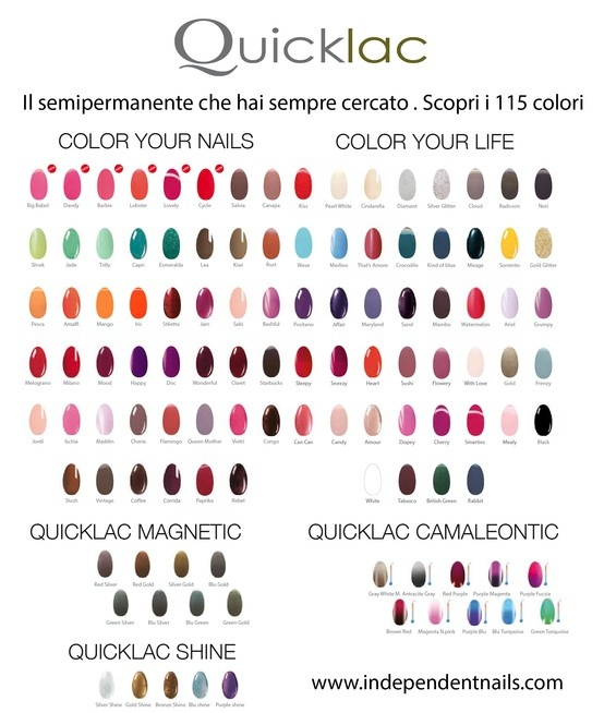 Wow !!!!  115 colors for perfect nails over 3 weeks !!!  www.independentnails.com
