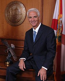 "Florida Governor Charlie Crist was the 44th Governor of Florida from 2007 - 2011; to access the ""Governor's Transition Decision Handbook"", which I put together for Florida TaxWatch to present to the incoming governor in 2006, go to http://www.floridataxwatch.org/resources/pdf/GovernorsHandbook112106.pdf"