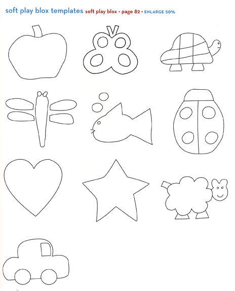 11 best Preschool- Felt Board Templates images on