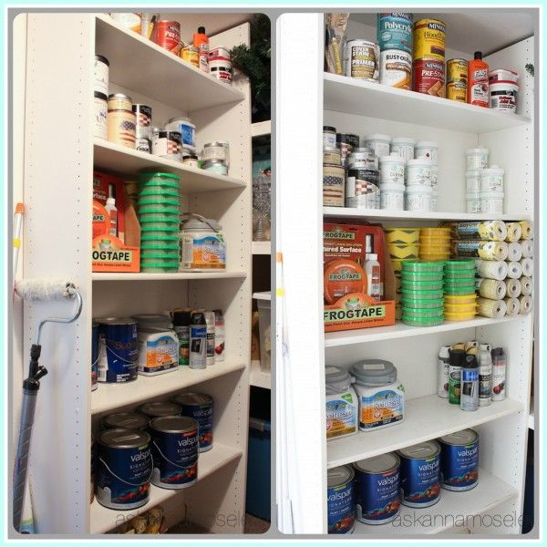 Perfectly Organized What Organizing Made Fun: 134 Best Images About Organized Garage On Pinterest