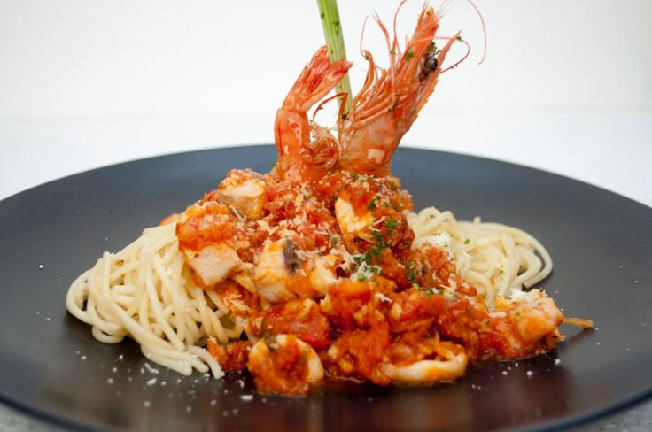 Pirates Food : Spageti Marinara #Lunch #Dinner #Activity - The Pirates Bay Nusa Dua Bali l Indonesia