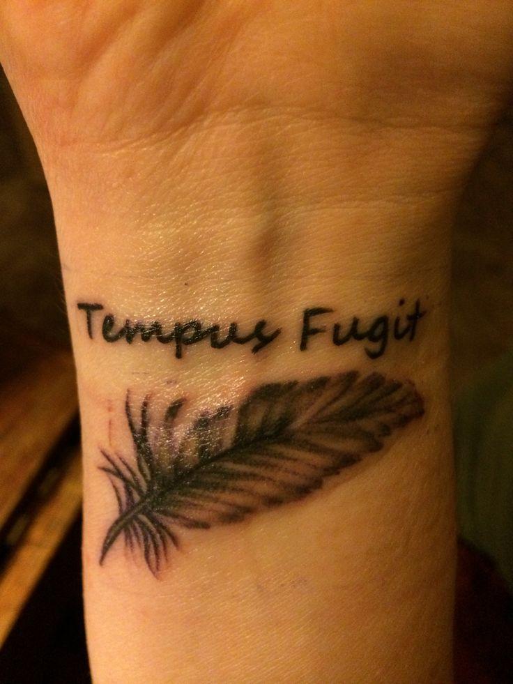 Tempus Fugit Tattoo  Pinterest