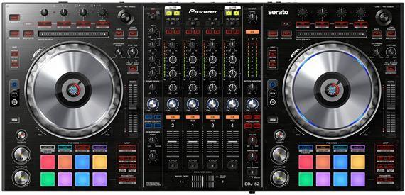 Pioneer DDJSZ Professional DJ Controller