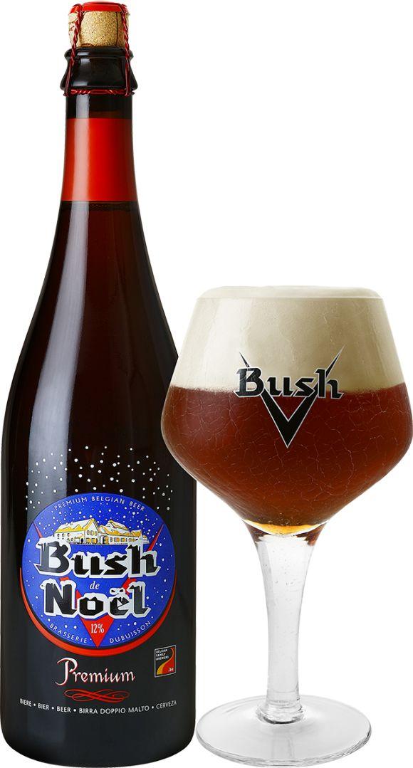 Dubuisson Brewery - Bush de Noël Premium 75cl