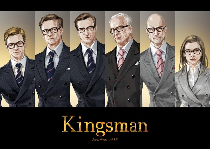 Kingsman The Secret Service Q A With: 10+ Images About The Silver Screen : Kingsman: The Secret