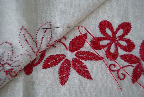 Delsbosöm - Traditional Swedish Embroidery