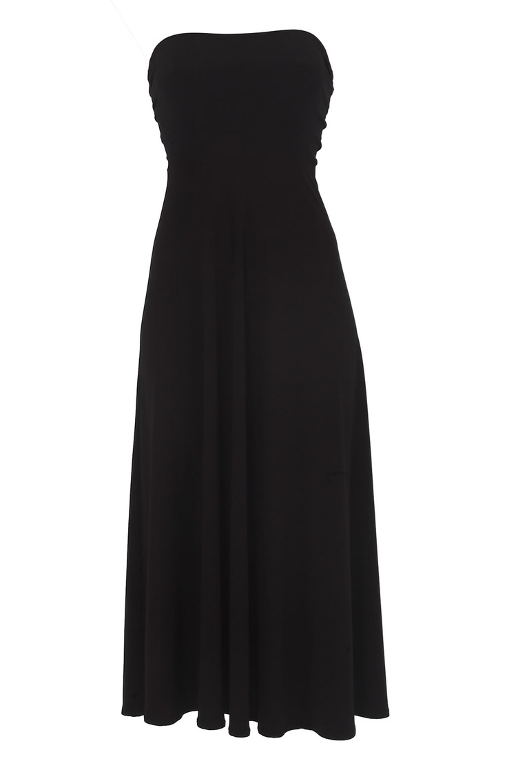 The Sacha Drake Ultimate black dress - can be tied 20 different ways. Most versatile part of my wardrobe.