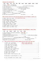 MY BEST FRIEND, LUCY - PRESENT SIMPLE worksheet - Free ESL printable worksheets made by teachers