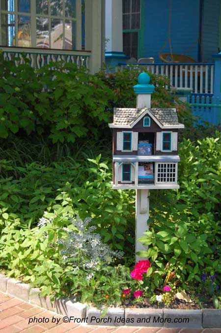 20 best images about Mail Box Gardens on Pinterest
