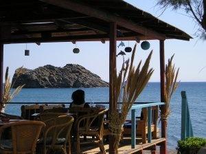 Skala Eressos, Greece