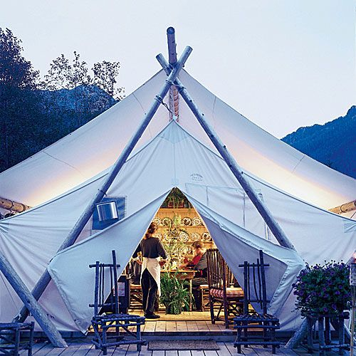 Clayoquot Wilderness Resort - 10 Best Summer Hotels on the Water - Coastal Living