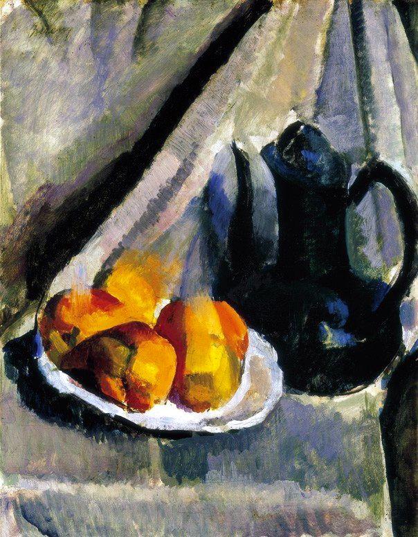 BERÉNY Róbert: Still-life, 1912