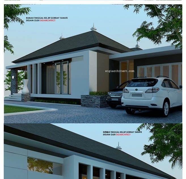 Desain Rumah 1 Lantai Minimalis Modern Luas Bangunan Rumah 23 Desain Garasi Mobil Minimalis Dengan Pintu Samping Ru Di 2020 Rumah Modern Desain Rumah Rumah Minimalis