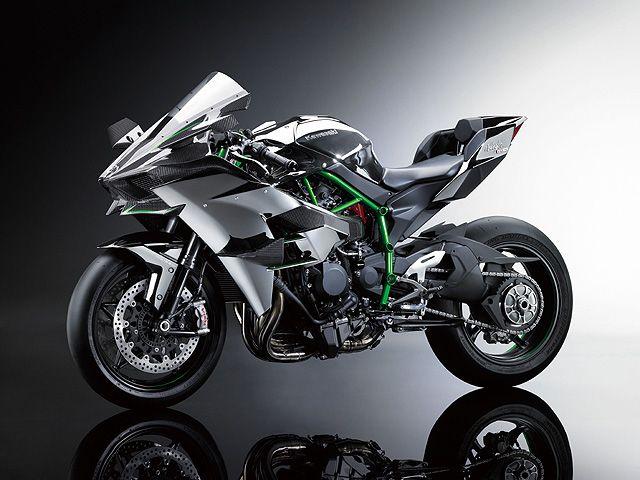 Ninja H2R Great Serie #MotorCycles #ProvenAsTheBest