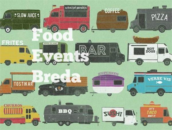 Food Events Breda #food #events - Overzicht met de leukste food events in Breda!
