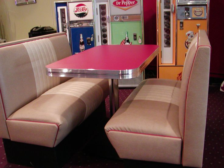 Retro Dinette Sets For Pretty Dining Room Furniture Ideas