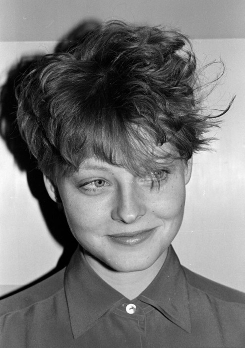 Young Jodie Foster