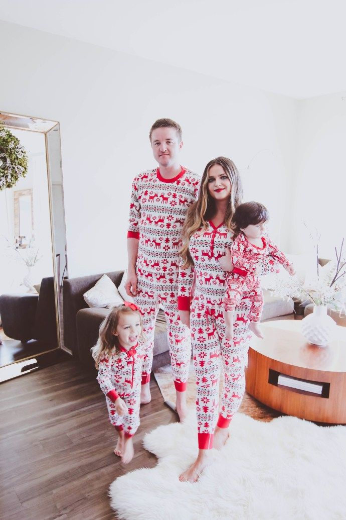 25  unique matching family christmas pajamas ideas on pinterest