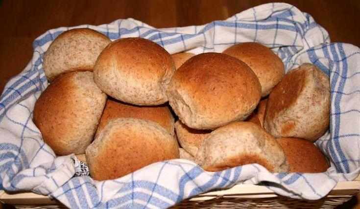Gott och lättbakat bröd. En klassiker från hemkunskapen.