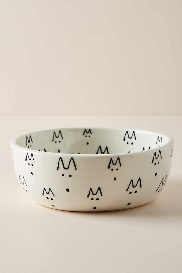15 Adorable New Dog Items At Anthropologie Dog Bowls Cute