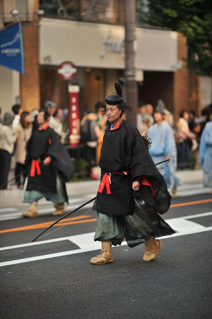Archers, Kyoto Jidai Matsuri