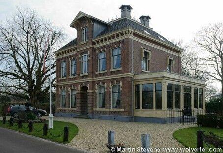 Herenhuis Nieuwersluis