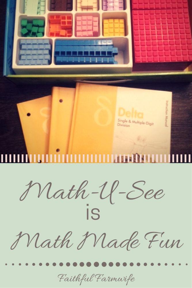 30 best Math U See images on Pinterest | Homeschool, Homeschooling ...