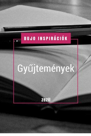 BuJo Inspirációk - Gyűjtemények| Bullet Journal magyarul | zezil
