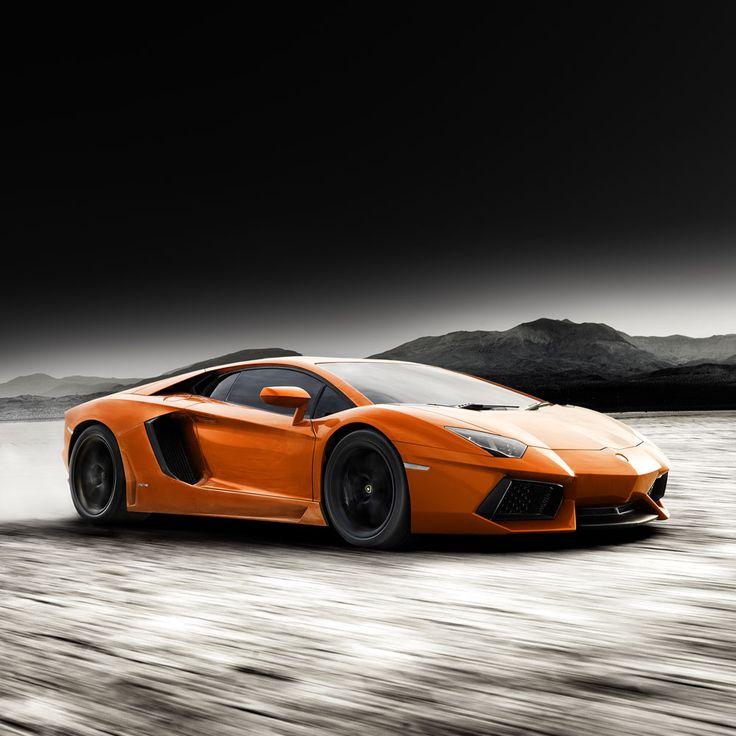 2012 Lamborghini Aventador Base