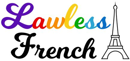 Bonne chance ! Lawless French Expression - Good luck!