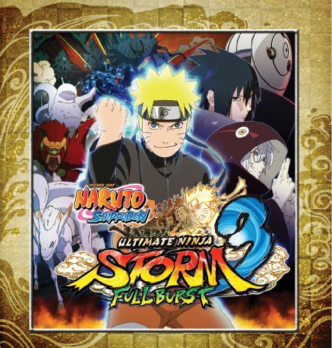 Bandai Namco NARUTO SHIPPUDEN: Ultimate Ninja STORM 3 Full Burst : Naruto. $29.95
