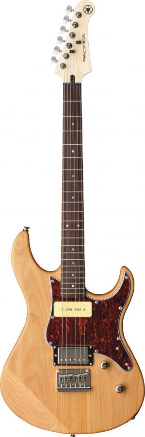 Yamaha Pacifica 311H Electric Guitar in Natural wood finish