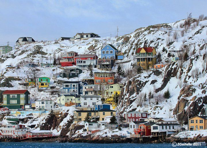 Outer Battery, St. John's, Newfoundland