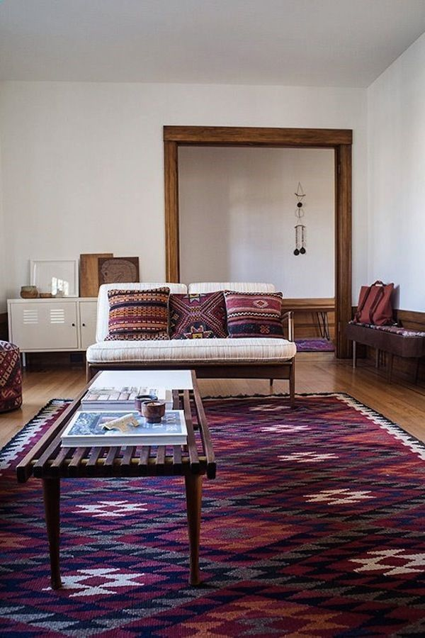 Decorating with Kilims  AphroChic  Modern Home Decor, African American  Global Accessories for Contemporary Spaces with Modern Soulful Style