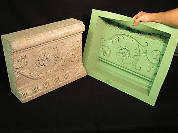 I was sourcing raw materials for outdoor garden features for Concrete craft molds