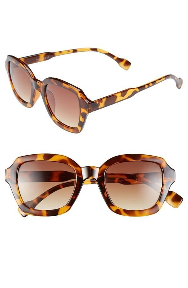 cbac2488a92 Adore the leopard design on these sunglasses.