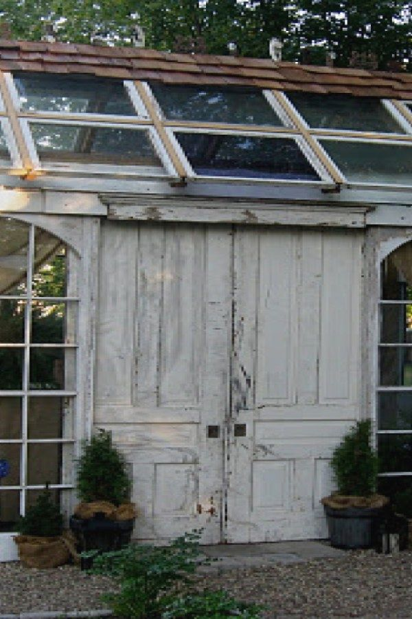 29 Awesome Garden Shed repurposed ideas for your backyard outdoor - Potting Shed Designs