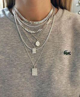 Bijoux tendance 2019, Bijoux fantaisie, colliers, bracelets.: bijoux tendance ca…