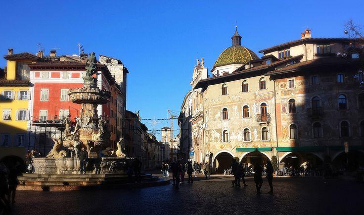 https://flic.kr/p/FwNWYt | Trento   - Italia   ( Piazza Duomo)
