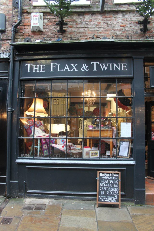 The Flax & Twine