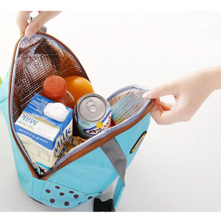 Thermal Insulated Lunch Container Cooler Bag Tote Bento Pouch Lunch box bags Solid Bento Dinner Bag pail flask cover with zipper-in Lunch Bags from Luggage & Bags on Aliexpress.com | Alibaba Group