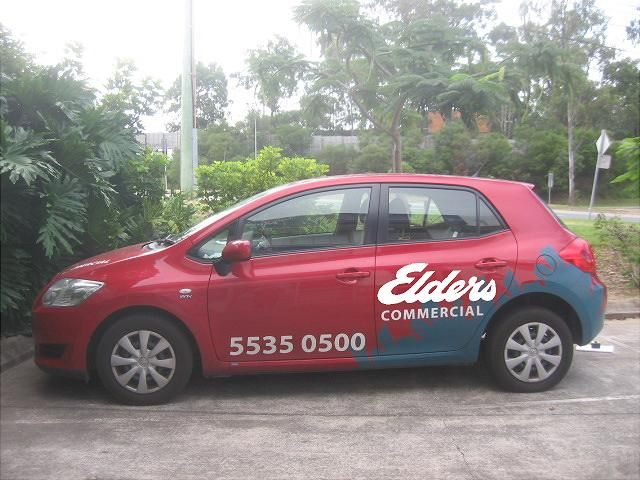 Toyota Echo Security Vehicle Vehicle Graphics Small Cars