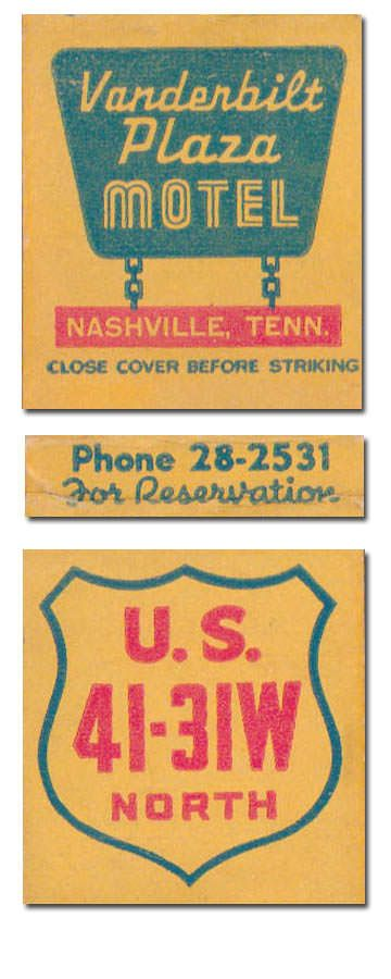 Vanderbilt #matchbooks To buy your business's #matches GoTo GetMatches.com