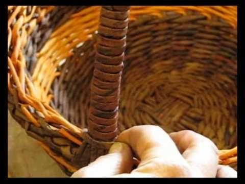 ═► http://pletenie-iz-gazet.net Продолжаем серию мастер-классов Елены Тищенко по плетению из газетных трубочек. Это пятая часть видео, в которой вы увидите, ...