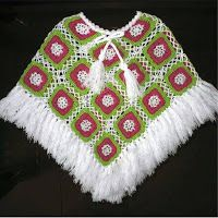 Tina's handicraft : 65 different ideas for children's poncho