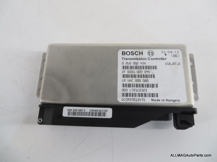 1999-2002 Land Rover Discovery 2 Transmission ECU UHC000080 D2