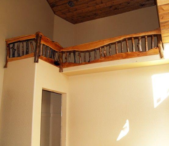 47 Stair Railing Ideas: Best 25+ Wood Stair Railings Ideas On Pinterest