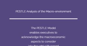 PESTLE Analysis of the Macro-environment: Definition & Purpose